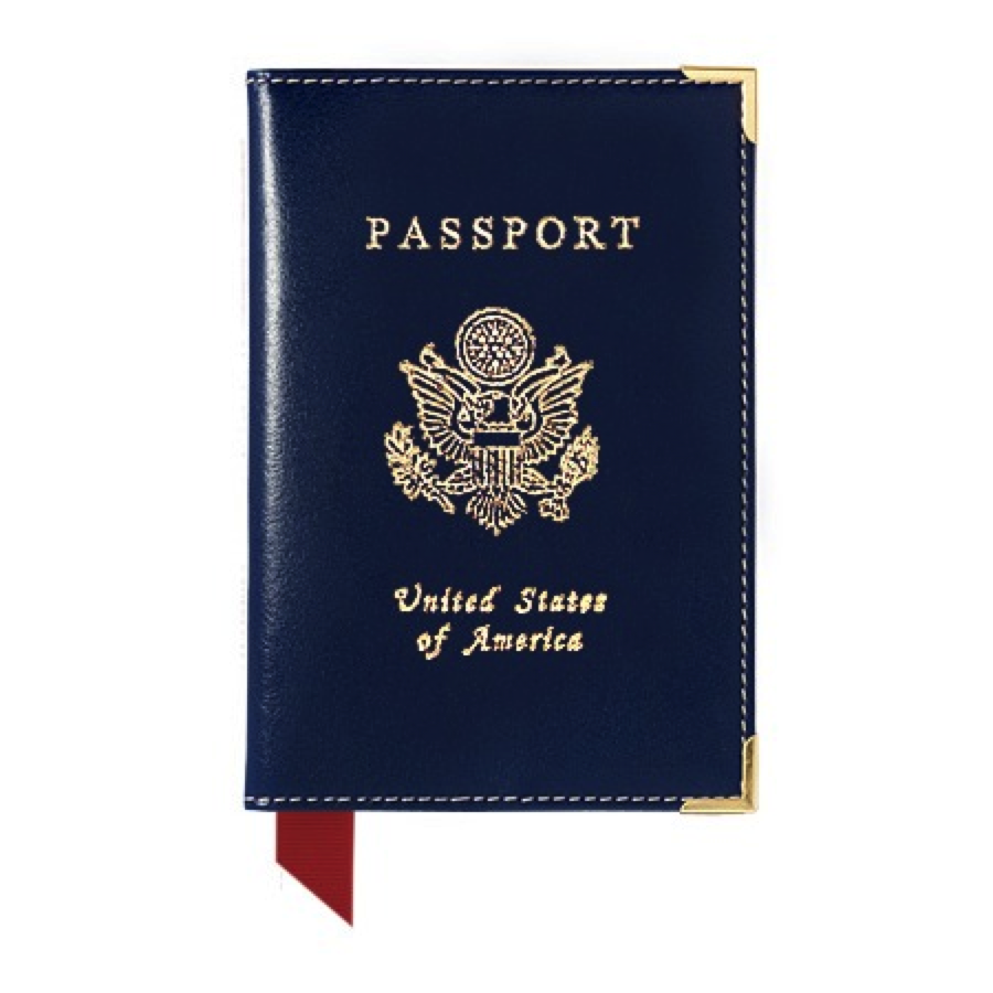 Aspinal USA Passport Case Closed