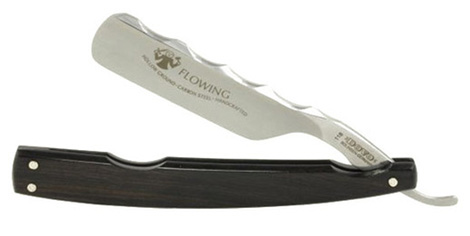 DOVO Flowing Straight Razor