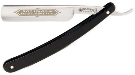Dovo Best Quality Full Hollow Carbon Steel Straight Razor
