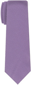 Sam Hober Purple Grenadine Grossa Tie