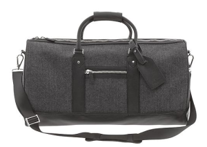 Banana Republic Eugene Wool Duffle Bag