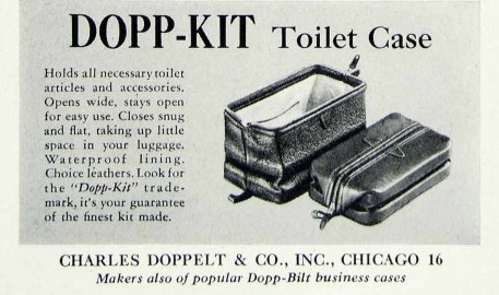 Charles Doppelt Co Dopp Kit Ad Main