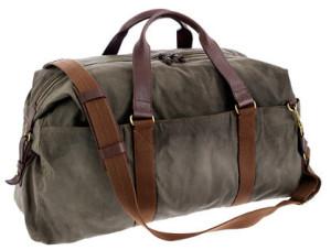J Crew Abingdon Duffel Bag