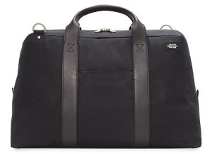 Jack Spade Waxwear Wayne Duffle Bag