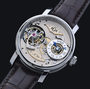 RGM Pennsylvania Tourbillon Watch