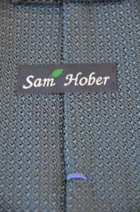 Sam Hober Grenadine Tie Back