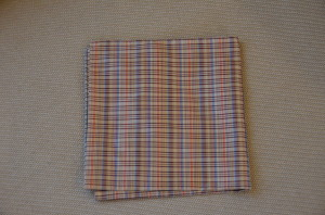 Sam Hober Pocket Square