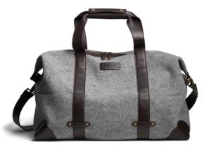 Trask Jackson Wool Duffle Bag
