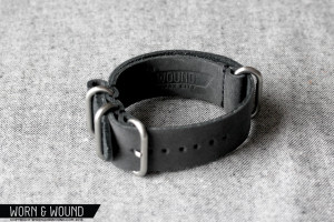 W&W GRAPHITE NATO Watch Band