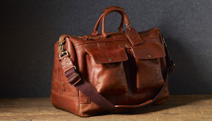 Will Leather Traveler Duffle Bag