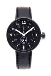 Xetum Tyndall PVD Black Watch