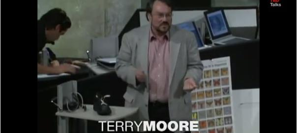Terry Moore How To Tie Your Shoes