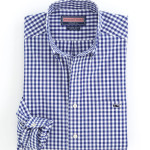 Vinyard Vines Blue Gingham Sport Shirt.jpg