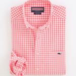Vinyard Vines Pink Gingham Sport Shirt.jpg