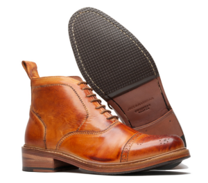 jose markham carver brown boot