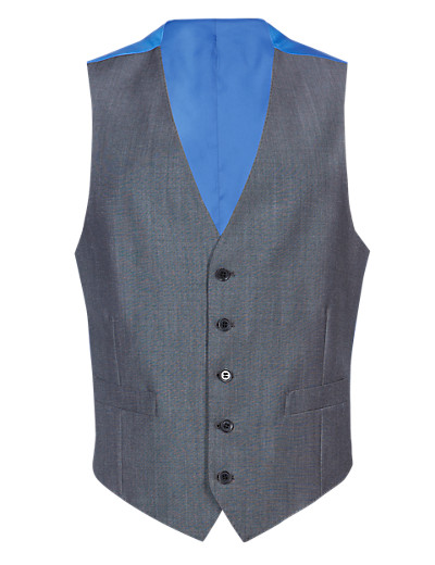 Marks and Spencer Official 2014 England Waistcoat