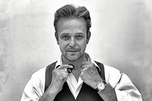 Watchmaker Peter Speake-Marin