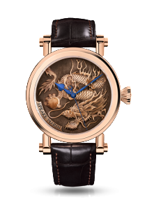 Speake-Marin Born Constellation Watch Back