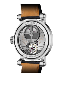 Speake-Marin Magister Tourbillon Watch Back