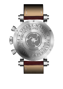 Speake-Marin Seafire Watch Back