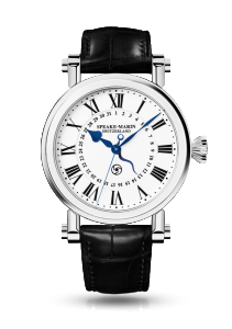 Speake-Marin Serpent Calendar Watch