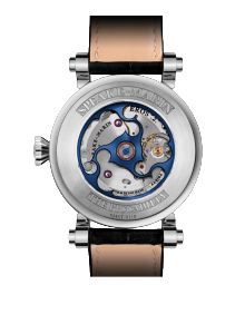 Speake-Marin Serpent Calendar Watch Back
