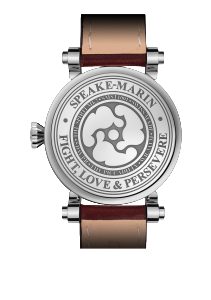 Speake-Marin Spirit MKII Watch Back