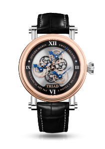 Speake-Marin Triad Watch Front