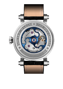 Speake-Marin Triad Watch Back