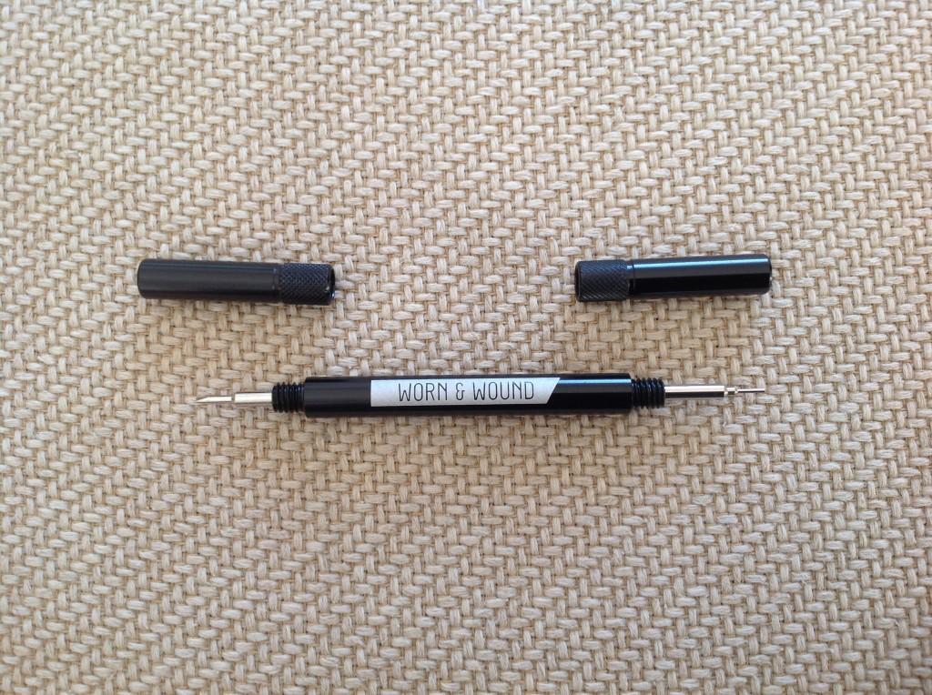 Worn & Wound Spring Bar Tool