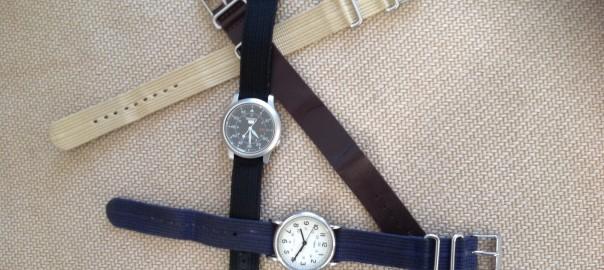 Timex Weekender vs Seiko 5