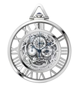 Cartier Grand Complication Pocket Watch
