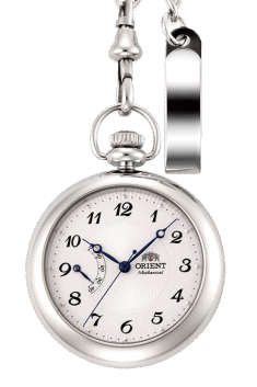Orient DD00001W Pocket Watch