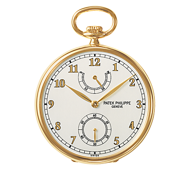 Phillip Patek Pocket Watch 972_1J_010
