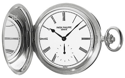 Phillip Patek Pocket Watch 980G_001