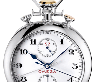 The OMEGA Olympic Pocket Watch