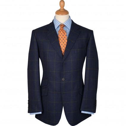 cordings blue tweed jacket