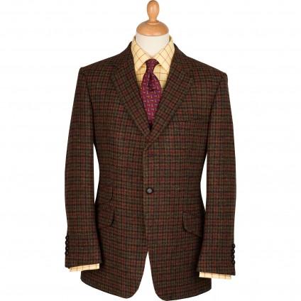 cordings brown harris tweed jacket