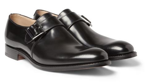Church's monk strap shoes
