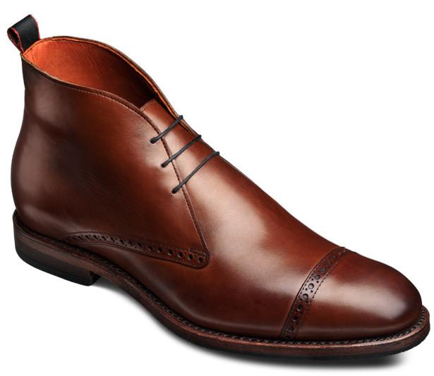 allen edmonds bleecker street boots