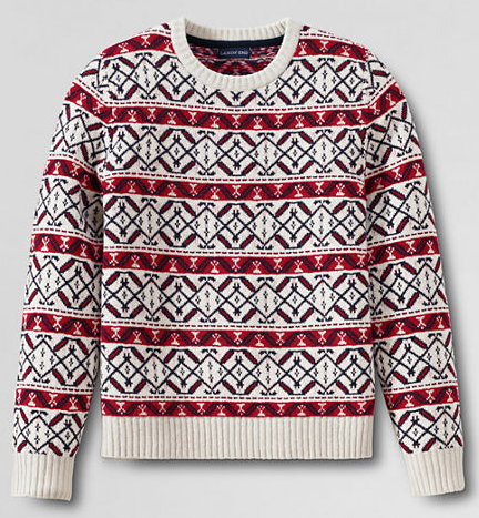 Fair Isle Sweaters - Post + Modern