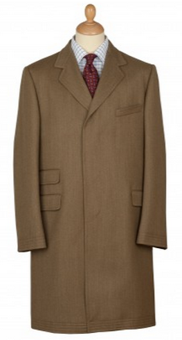 Cordings Traditional Covert Coat