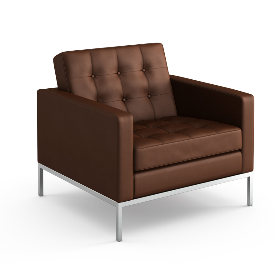 Knoll modern furniture design post modern for Modern lounge furniture