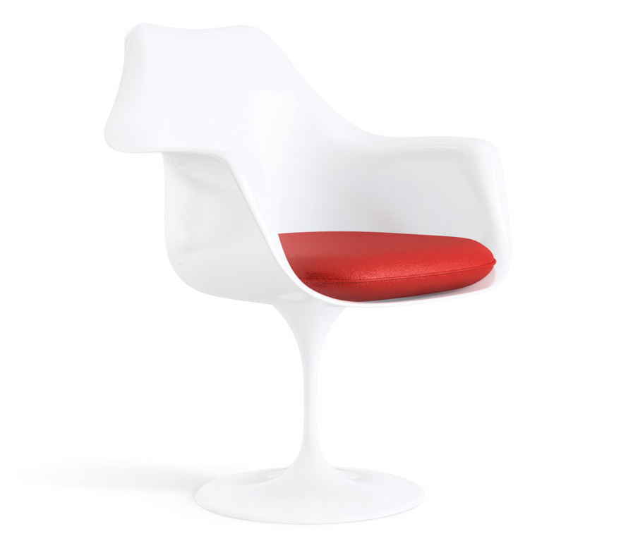 Knoll modern furniture design post modern for Eero saarinen tulip armchair