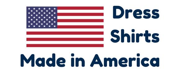 American Made Dress Shirts
