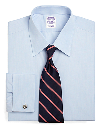 brooks brothers made in america dress shirts
