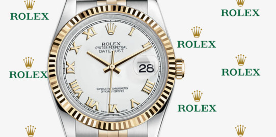 rolex datejust large