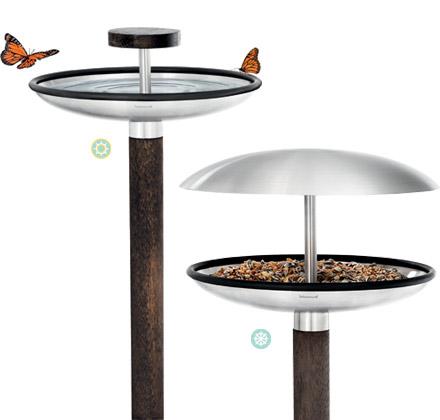 blomus fuera bird feeder