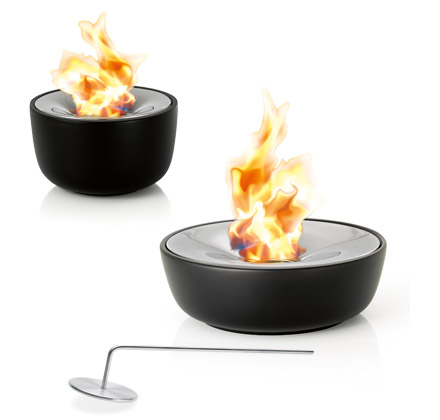 blomus fuoco fire pot