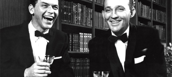shawl collar frank sinatra and bing crosby